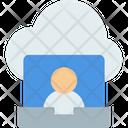M Cloud Servercloud Server Account Cloud Database Account Cloud Server Icon