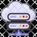 Cloud Computing Cloud Data Cloud Storage Icon