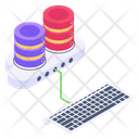 Cloud Databases Icon