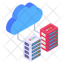 Cloud Storage Internet Storage Cloud Computing Icon