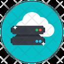 Cloud Dataserver Cloud Storage Cloud Data Icon