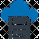 Cloud Datastore Icon