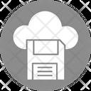 Cloud Datastore Cloud Drive Cloud Storage Icon