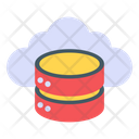 Cloud Db Icon