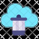 Cloud Delete Icon