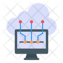 Cloud Device Icon