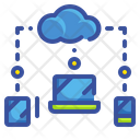 Cloud Disconnected Cloud Disconnected Icon