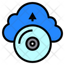 Cloud Disk Icon