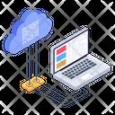 Cloud Display Icon