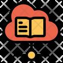 Cloud Computing Cloud Document Icon