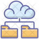 Cloud Document Cloud Computing Cloud Storage Icon
