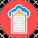Cloud Document Cloud File Cloud Storage Icon