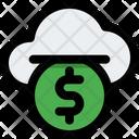 Cloud Dollar Icon