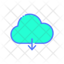 Cloud Download Download Cloud Icon