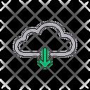 Download Cloud Storage Icon