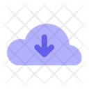 Download Cloud Ui Icon