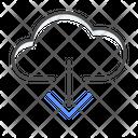 Cloud Download Download Cloud Icon