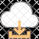 Cloud Download Cloud Internet Wireless Internet Icon