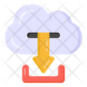 Cloud Loading Cloud Download Cloud Install Icon