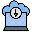 Cloud Download Download Cloud Storage Icon