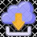 Cloud Data Cloud Download Cloud Save Icon