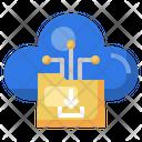 Cloud Download Cloud Folder Folder Icon