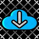 Cloud Download Cloud Downloading Cloud Save Icon