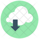 Cloud Network Cloud Computing Cloud Downloading Icon