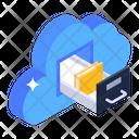 Cloud Computing Cloud Drawer Cloud Storage Icon