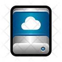Cloud Drive Drive Disk Icon