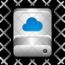 Cloud Drive Storage Icon