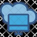 Cloud Drive Cloud Connection Cloud Computing Icon