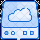 Cloud Drive Icon