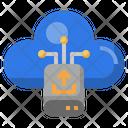 Cloud Drive Cloud Upload Drivers Icon