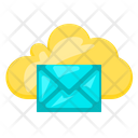Cloud Email Icon