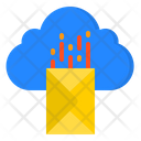 Cloud Mail Email Icon