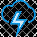 Cloud Energy Icon