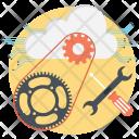 Cloud Engineering Icon