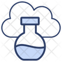 Cloud Experiment Icon