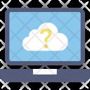 Cloud Faq Icon