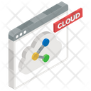 Cloud File Cloud Hosting Cloud Upload Icon