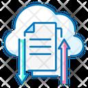 Cloud File Access Cloud File Icon
