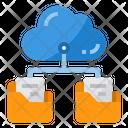 Folder Storage Data Icon
