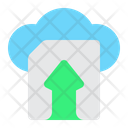 Cloud File Upload Cloud File Icon