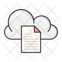 Cloud Files Document Icon
