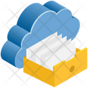 Cloud Computing Files Icon