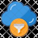Filter Storage Data Icon