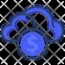 Cloud Finance Icon
