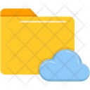 Cloud Folder Cloud Computing Folder Icon