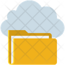 Cloud Computing File Icon